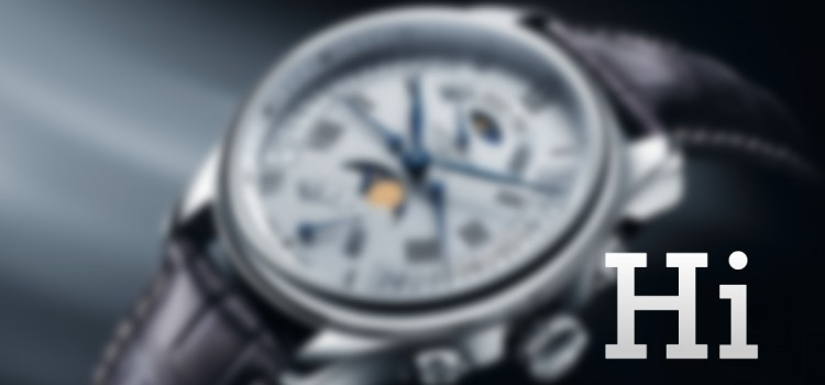 Welcome to the New Website for Ponty Watches